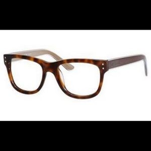 Juicy Couture eyeglasses. Brown.